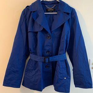 Ellen Tracy Blue Coat